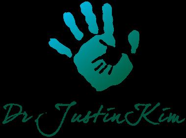 Dr. Justin Kim logo - Home