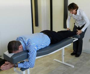 adjustment-dr-irene-obrien-newstead-chiropractor