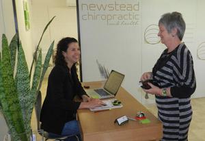 Inside Newstead Chiropractic, Brisbane Chiropractor