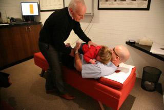 Moss Vale chiropractor Dr Simon Gilsenan