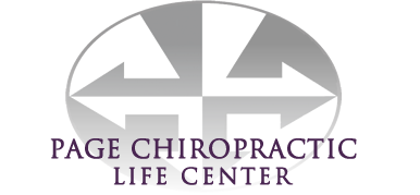 Page Chiropractic Life Center logo - Home