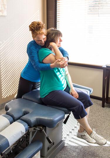 Dr. Cristin Adjusting