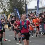 Laura Marathon End
