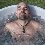 Wim Hof Ice Bath