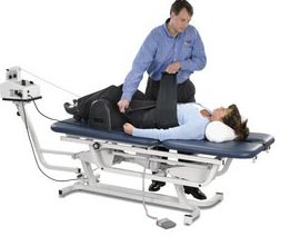 DTX-Decompression Traction Therapy.
