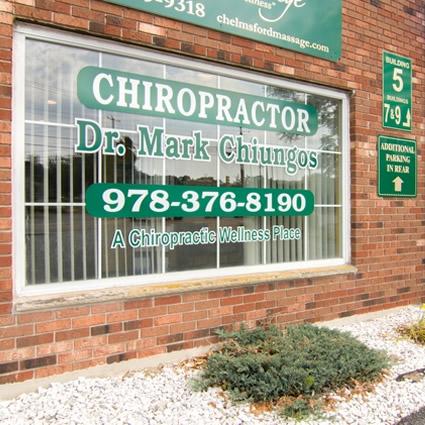 Dr. Mark Chiungos D.C. exterior