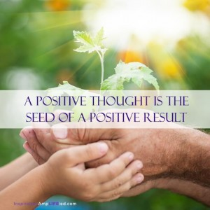 A Positive Thought...