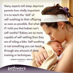 Sleep deprieved parents...