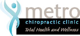Metro Chiropractic Clinic logo