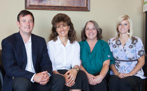 Hanes Chiropractic Wellness team