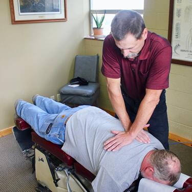 Chiropractor Lincoln, Dr. Scott Roker