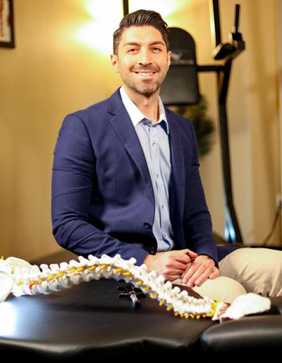 Dr. Shervin Tabrizi