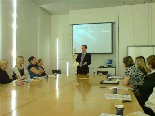Corporate Edge Boardroom