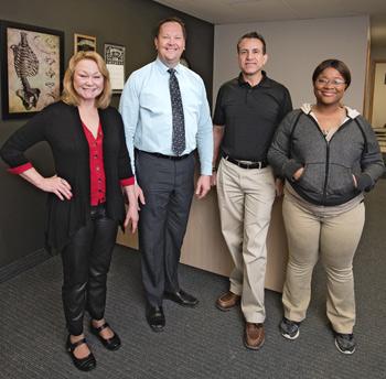 Natural Chiropractic Center team
