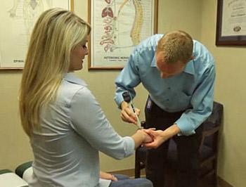 Acupuncture Visit