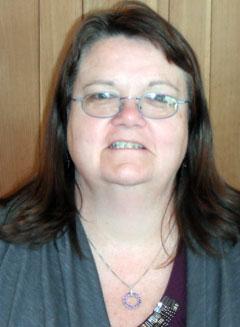 PJ] Receptionist, Patricia Kennedy