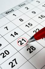 {PRACTICE NAME} Calendar