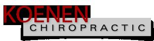 Koenen Chiropractic logo - Home