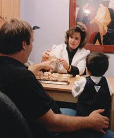 First Visit to Fairfax Chiropractor