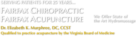 Fairfax Chiropractic logo - Home