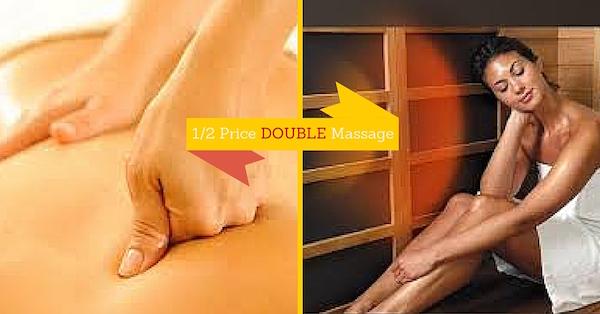 double-massage