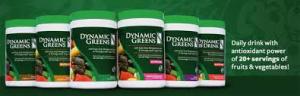 dynamic greens