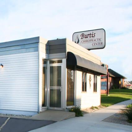 Burtis Chiropractic Center exterior