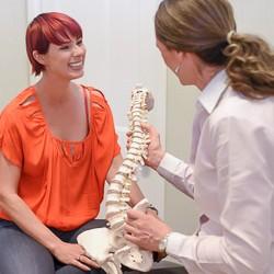 Newmarket Dr Helen Summers, chiropractor explains chiropractic
