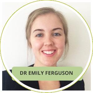 Dr Emily Ferguson, Chiropractor
