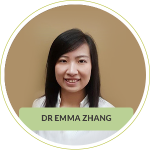 Dr Emma Zhang Xinyuan (Chiropractor)