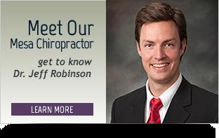 Meet our mesa Chiropractor