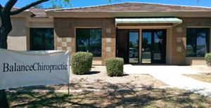 Mesa chiropractic office Balance Chiropractic]