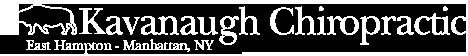 Kavanaugh Chiropractic logo - Home