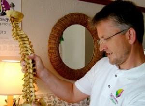Worthing Chiropractor, Dr Rowen Simpson