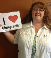 Laramie County Chiropractic Patient
