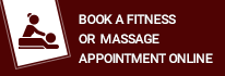Fitness or Massage Appointments