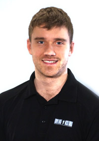 Andrew Englander, Physiotherapist