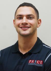 Photo of Stefan Arezina – Physiotherapist