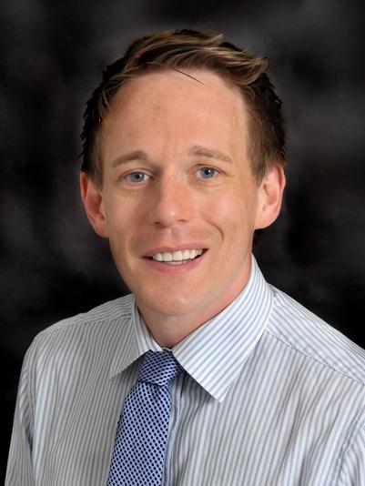 Cramlington Chiropractor, Dr James O'Malley
