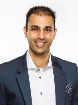 Surrey Chiropractor, Dr. Khalid Alibhai