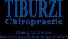 Tiburzi Chiropractic logo - Home