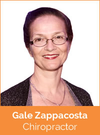 Gale Zappacosta, Chiropractor