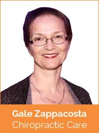 Gale Zappacosta, Chiropractor Kingston