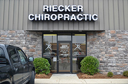 Welcome to Riecker Chiropractic!