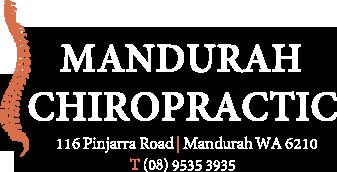 Mandurah Chiropractic logo - Home