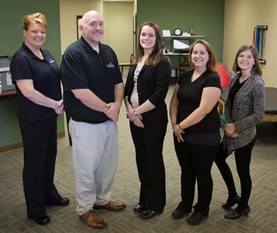 Marion chiropractic team