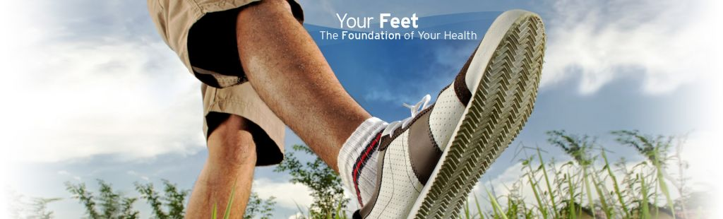 Your Feet The Foundation of your Health