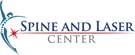 Spine and Laser Center logo - Home