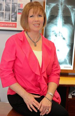 Raynham Chiropractor Dr. Margie Downes