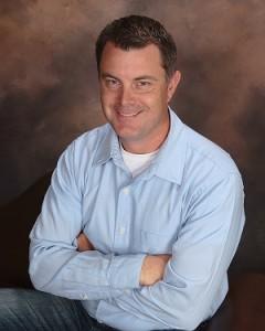 Portrait of Onalaska Chiropractor, Dr. Marty Lorentz